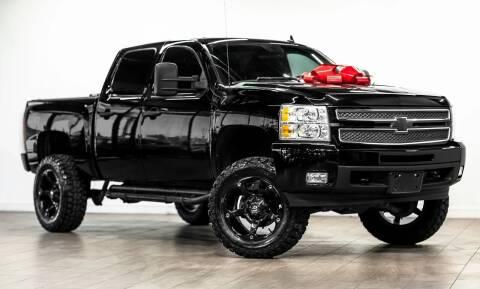 2013 Chevrolet Silverado 1500 for sale at Texas Prime Motors in Houston TX