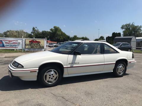 1988 Pontiac Grand Prix for sale at Cordova Motors in Lawrence KS