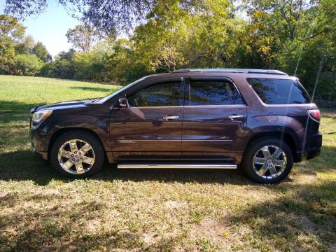 2015 GMC Acadia for sale at 57 Auto Sales in San Antonio TX