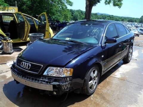 2000 Audi A6 for sale at East Coast Auto Source Inc. in Bedford VA