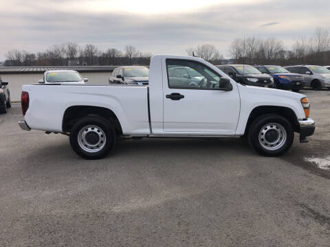 2012 GMC Canyon for sale at Westview Motors in Hillsboro OH