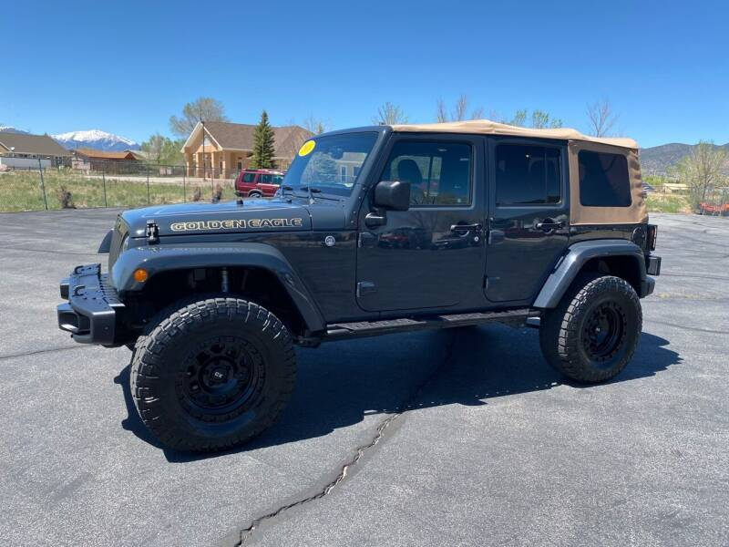 2018 Jeep Wrangler JK Unlimited for sale at Salida Auto Sales in Salida CO