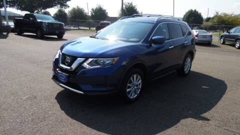2017 Nissan Rogue for sale at Steve Johnson Auto World in West Jefferson NC