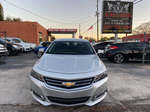 2017 Chevrolet Impala for sale at Kings Auto Group in Tampa FL