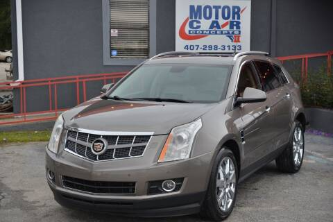 2012 Cadillac SRX for sale at Motor Car Concepts II - Kirkman Location in Orlando FL