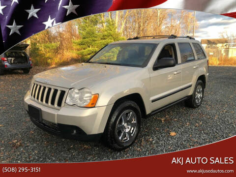 Jeep For Sale In West Wareham Ma Akj Auto Sales