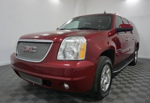 2007 GMC Yukon XL for sale at GLOBAL MOTOR GROUP in Newark NJ