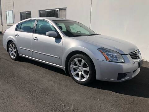 2007 Nissan Maxima for sale at City Auto Sales in Sparks NV