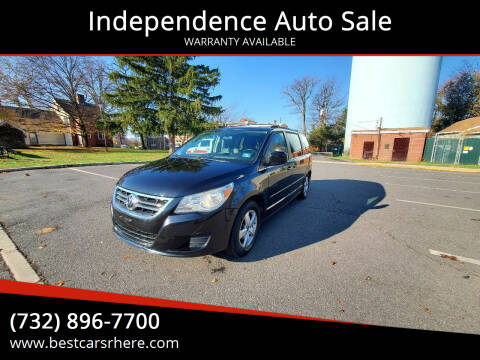 2009 Volkswagen Routan for sale at Independence Auto Sale in Bordentown NJ