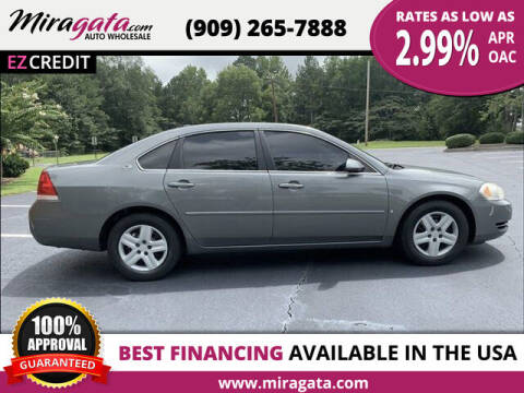 2008 Chevrolet Impala for sale at Miragata Auto in Bloomington CA