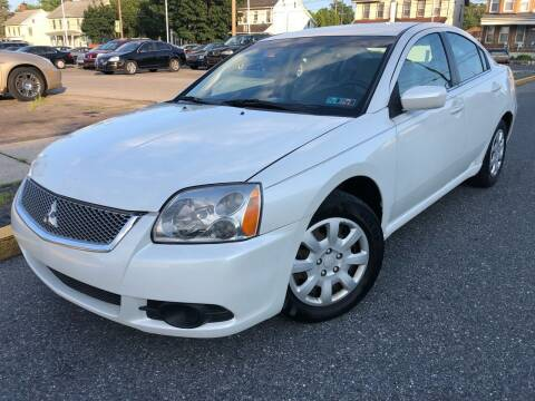 2012 Mitsubishi Galant for sale at Capri Auto Works in Allentown PA