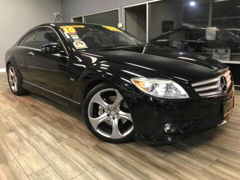 2010 Mercedes-Benz CL-Class for sale at Golden State Auto Inc. in Rancho Cordova CA