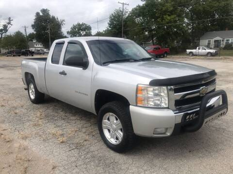 2011 Chevrolet Silverado 1500 for sale at Eddie's Auto Sales in Jeffersonville IN