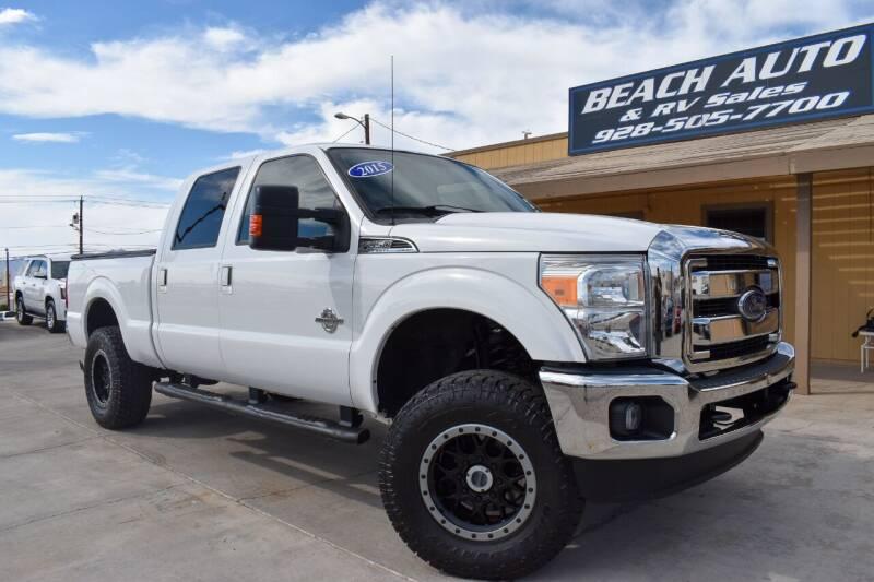 2015 Ford F-350 Super Duty for sale at Beach Auto and RV Sales in Lake Havasu City AZ