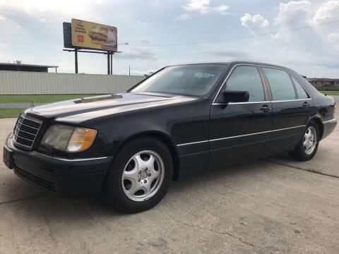 1997 Mercedes-Benz S-Class for sale at Louisiana Truck Source, LLC in Houma LA