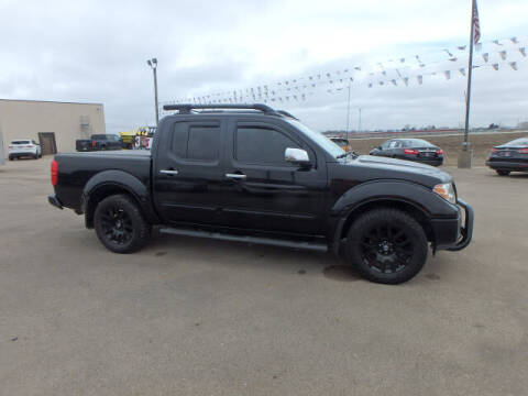 2011 Nissan Frontier for sale at BLACKWELL MOTORS INC in Farmington MO
