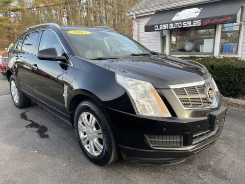 2012 Cadillac SRX for sale at Clear Auto Sales 2 in Dartmouth MA