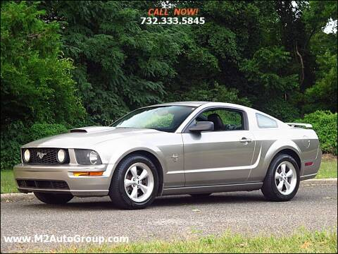 2009 Ford Mustang for sale at M2 Auto Group Llc. EAST BRUNSWICK in East Brunswick NJ