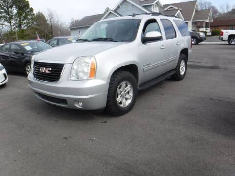 2011 GMC Yukon for sale at Rob Co Automotive LLC in Springfield TN