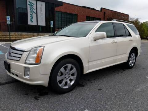2006 Cadillac SRX for sale at Auto Wholesalers Of Rockville in Rockville MD