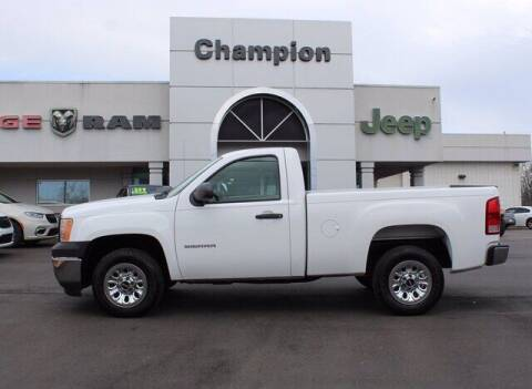 2012 GMC Sierra 1500 for sale at Champion Chevrolet in Athens AL
