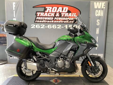 2020 Kawasaki Versys® 1000 SE LT+ for sale at Road Track and Trail in Big Bend WI