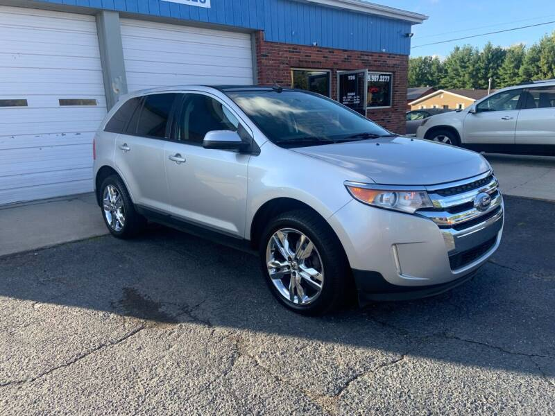 2013 Ford Edge for sale at GENE AND TONYS DEMOTTE AUTO SALES in Demotte IN