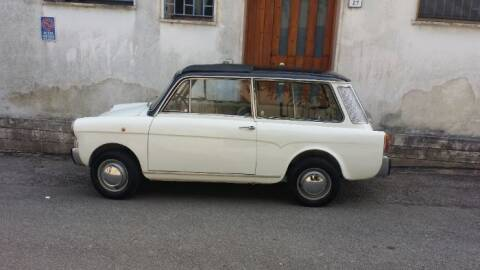 1961 FIAT Bianchina for sale at Classic Car Deals in Cadillac MI