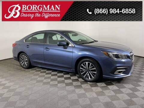 2018 Subaru Legacy for sale at BORGMAN OF HOLLAND LLC in Holland MI
