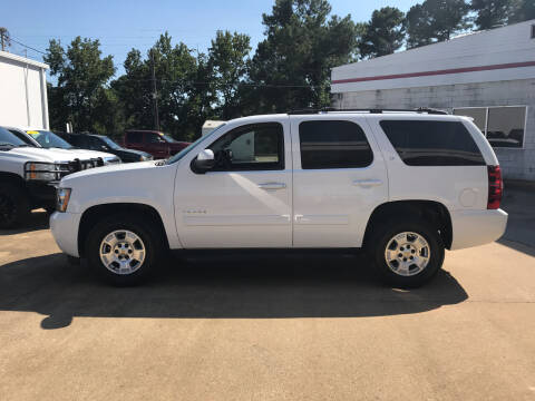 2010 Chevrolet Tahoe for sale at Northwood Auto Sales in Northport AL