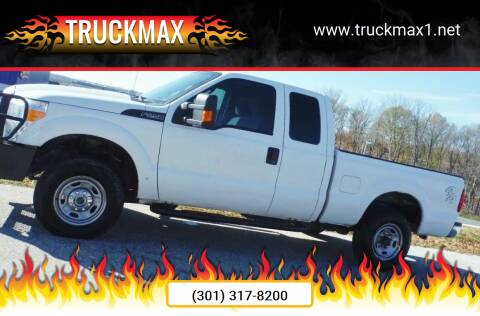 2014 Ford F-250 Super Duty for sale at TruckMax in N. Laurel MD