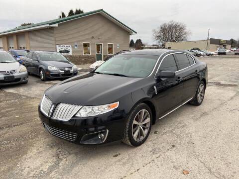 2009 Lincoln MKS for sale at US5 Auto Sales in Shippensburg PA