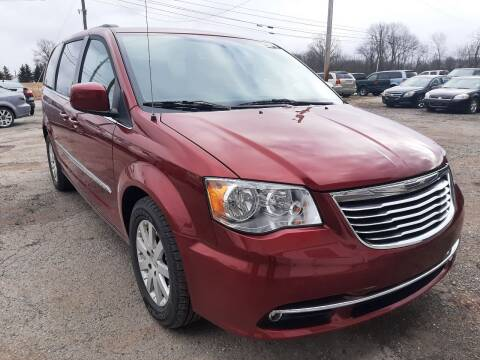 2014 Chrysler Town and Country for sale at John - Glenn Auto Sales INC in Plain City OH