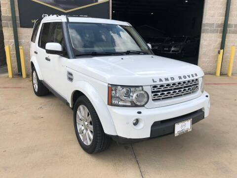 2012 Land Rover LR4 for sale at KAYALAR MOTORS in Houston TX
