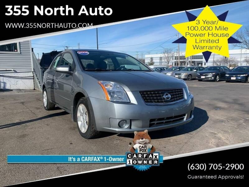 2008 Nissan Sentra for sale at 355 North Auto in Lombard IL