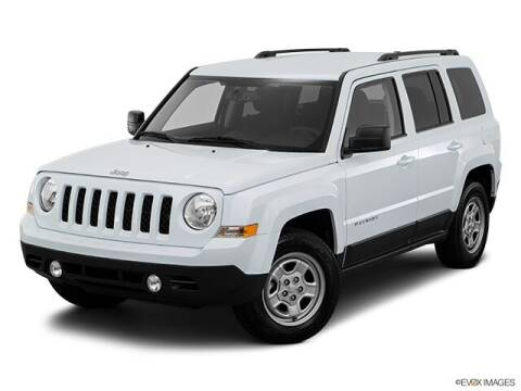2016 Jeep Patriot for sale at Meyer Motors in Plymouth WI