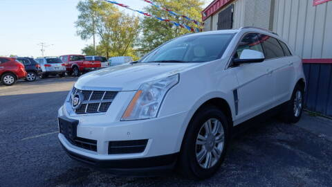 2011 Cadillac SRX for sale at ARP in Waukesha WI