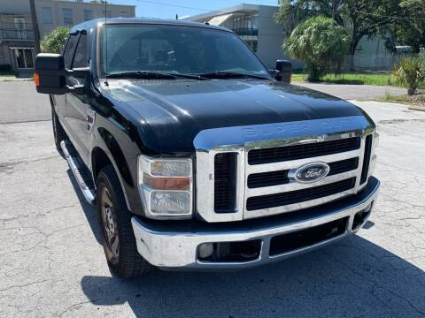 2010 Ford F-250 Super Duty for sale at Consumer Auto Credit in Tampa FL