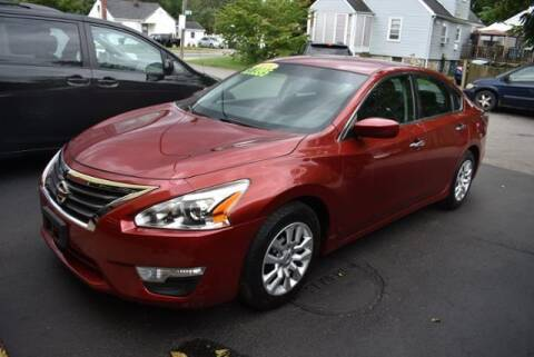 2015 Nissan Altima for sale at Absolute Auto Sales, Inc in Brockton MA