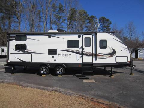 2017 Keystone Passport Grand Touring 2670BH