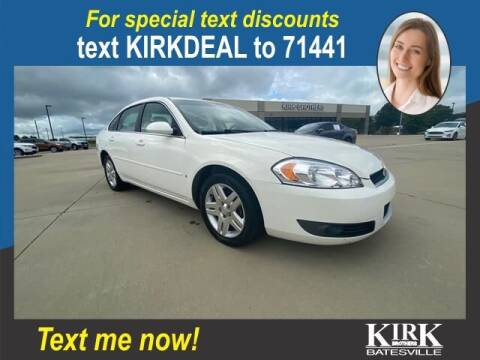 2008 Chevrolet Impala for sale at Kirk Brothers Batesville in Batesville MS