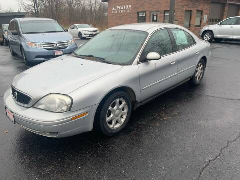 2003 Mercury Sable for sale at Superior Used Cars Inc in Cuyahoga Falls OH