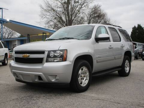 2013 Chevrolet Tahoe for sale at GR Motor Company in Garner NC