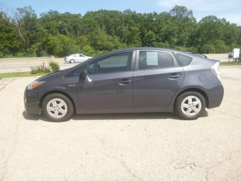 2011 Toyota Prius for sale at NEW RIDE INC in Evanston IL