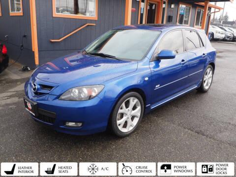 2008 Mazda MAZDA3 for sale at Sabeti Motors in Tacoma WA