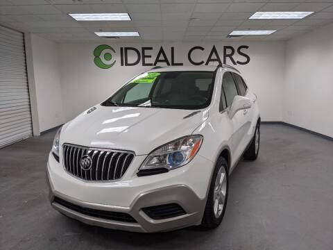 2016 Buick Encore for sale at Ideal Cars East Mesa in Mesa AZ