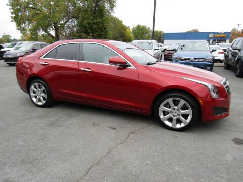 2014 Cadillac ATS for sale at 2010 Auto Sales in Troy NY