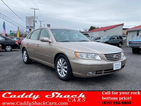 2008 Hyundai Azera for sale at CADDY SHACK CARS in Edgewater MD