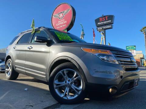 2014 Ford Explorer for sale at Auto Express in Chula Vista CA