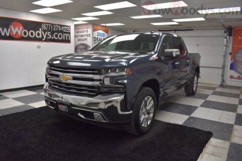 2020 Chevrolet Silverado 1500 for sale at WOODY'S AUTOMOTIVE GROUP in Chillicothe MO